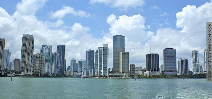 Miami-flug-angebot-skyline