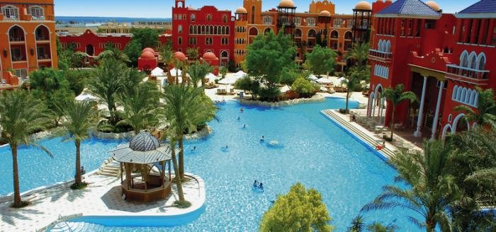 Grand Resort Hurghada Aegypten