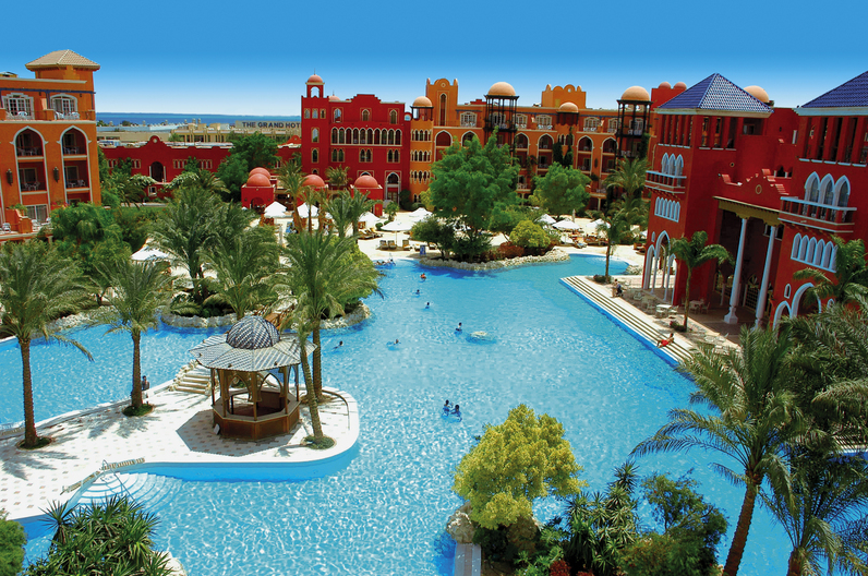 Grand Resort Hotel Hurghada
