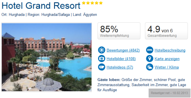 aegypten-lastminute-grand-resort-hotelansicht