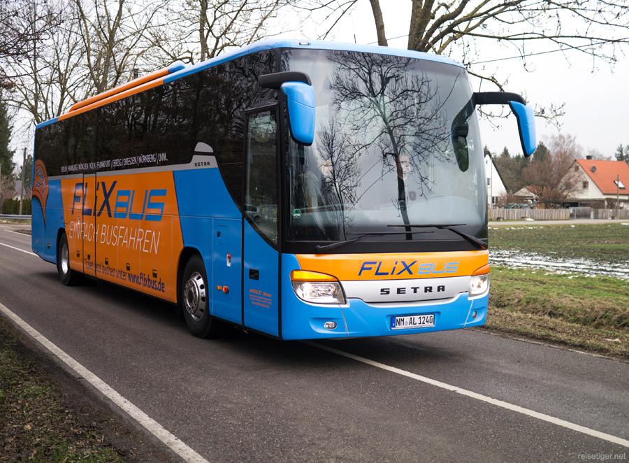Günstiger Linienbus von Hamburg nach Frankfurt, Berlin, Köln