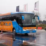Fahrzeug flixbus