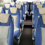Flixbus Sitze