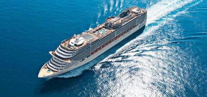 Kreuzfahrt-Schiff MSC-Fantasia
