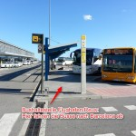 Bushaltestelle Flughafen Reus