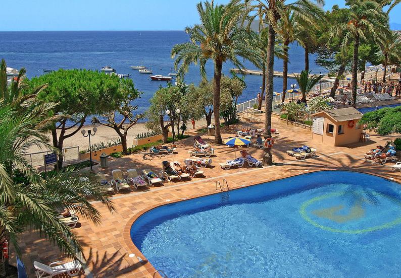 Ibiza Eine Woche 4 Sterne Mit Fr 252 Hst 252 Ck Und Zug Zum Flug