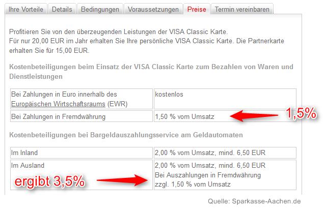 Mastercard Sparkasse Bedingungen