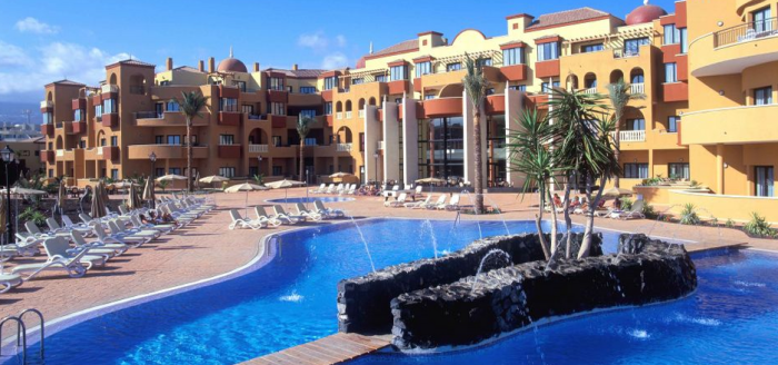 Teneriffa Aparthotel Golf Plaza Cordial Pool