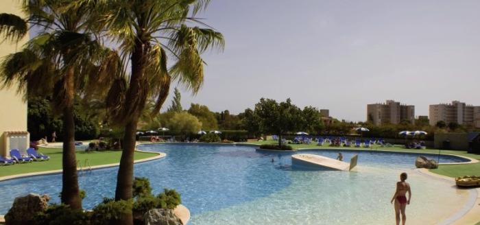 Mallorca Pool Hotel Eurocalas