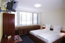 AO Hotel Hamburg Doppelzimmer