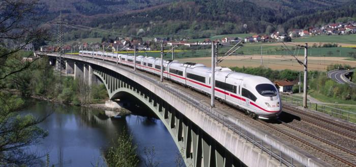 Deutsche Bahn ICE extrem günstig