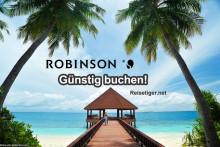 Robinson Club günstig buchen Grafik