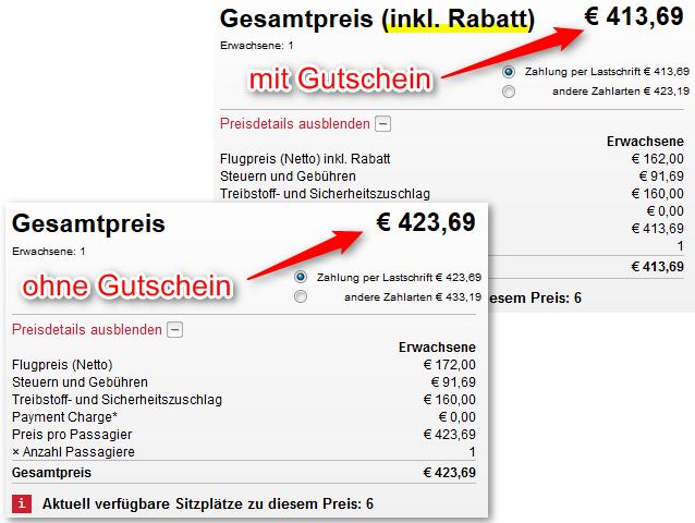 Airberlin-vergleich-mit-Gutschein-ohne-Rabatt