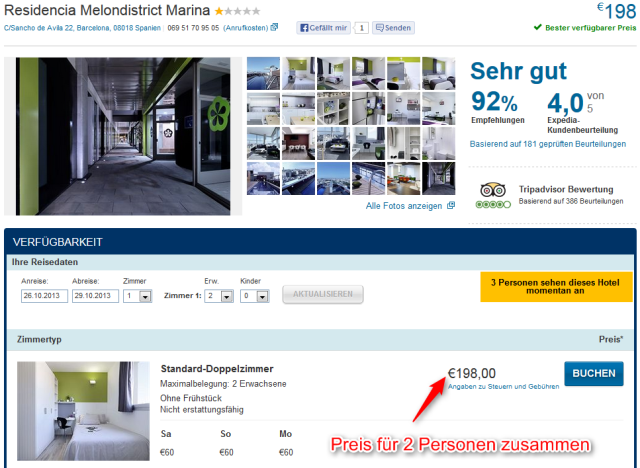 barcelona kurztrip billig ryanair flug f r 15 hoteltipp. Black Bedroom Furniture Sets. Home Design Ideas