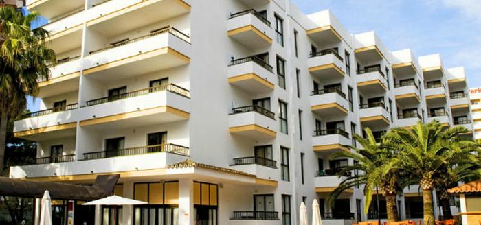 Hotel Orlando TUI nahe Bierkoenig Mallorca