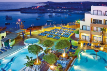 malta-riviera resort-november-hotel