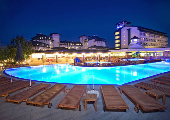 Eine Schone Woche Antalya Turkei Als Komplettpaket Fur 320
