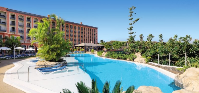Hotel Las Aguilas Teneriffa Pool