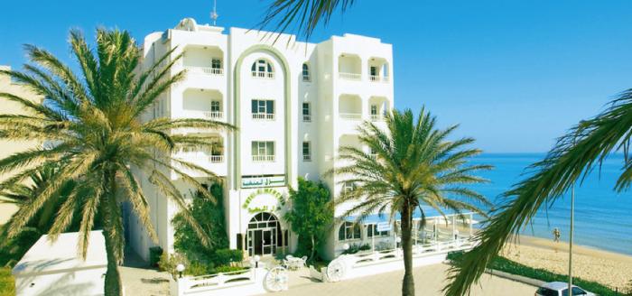 Tunesien_Hotel El Menchia