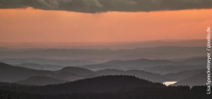 Harz_Sonnenuntergang