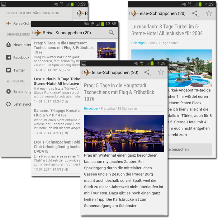 Reiseschnaeppchen-App-Reisetiger