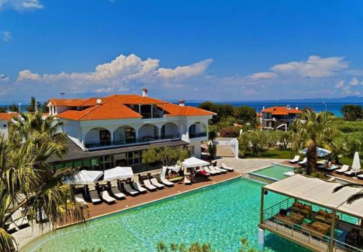 Sterne Hotel Chalkidiki