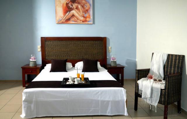 Kreta_Hotel_Nefeli_Doppelzimmer