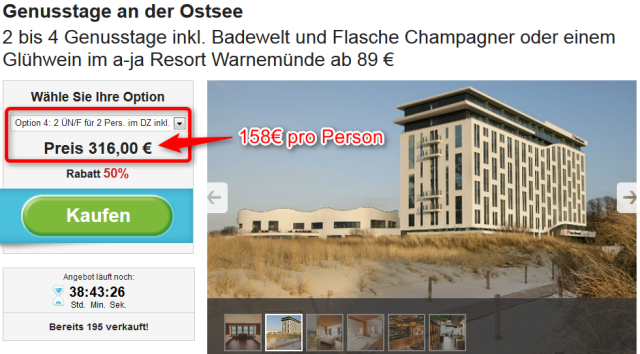 Ostsee-Warnemuende-Groupon-Deal