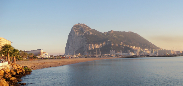 Gibraltar_Affenfelsen