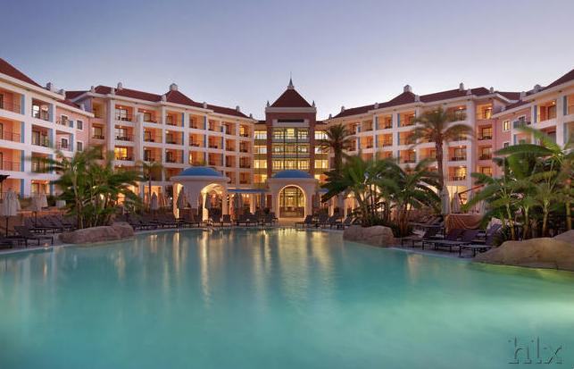 Luxusurlaub An Der Algarve 1 Woche Im 5 Hilton Hotel Inkl Flug