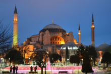 Istanbul_Moschee