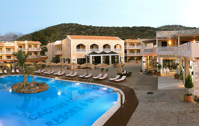 Andalusien  Sterne Hotels All Inclusive