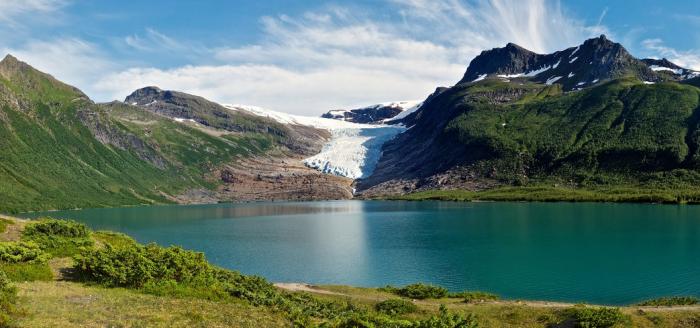 Norwegen_Fjord_Gletscher