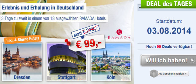 Ramada-Deal-des-Tages