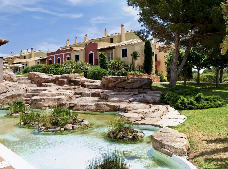 Sterne Hotel Menorca