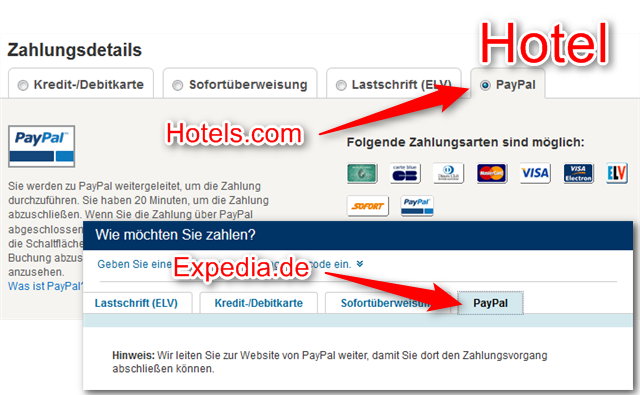hotel-paypal-zahlung