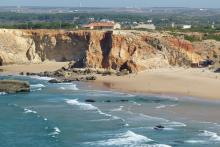 Algarve_Strand_Felsen