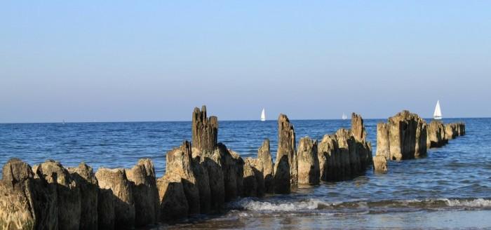 Danzig Strand Meer