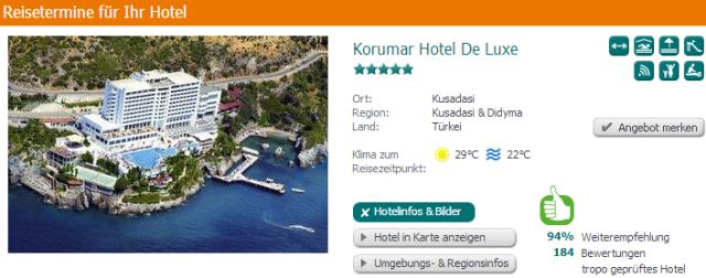 T 252 Rkei Schn 228 Ppchen 5 Hotel Mit Hp Amp Transfer Im November