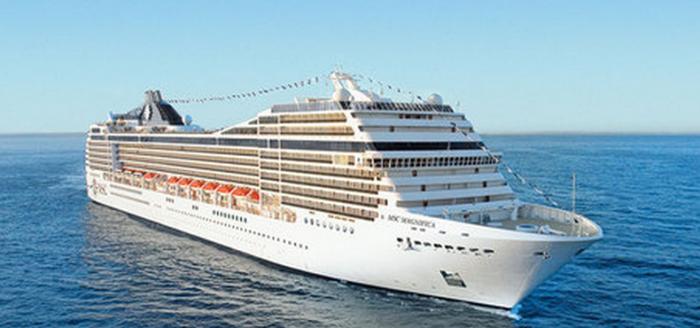 Kreuzfahrtschiff-MSC-Magnifica