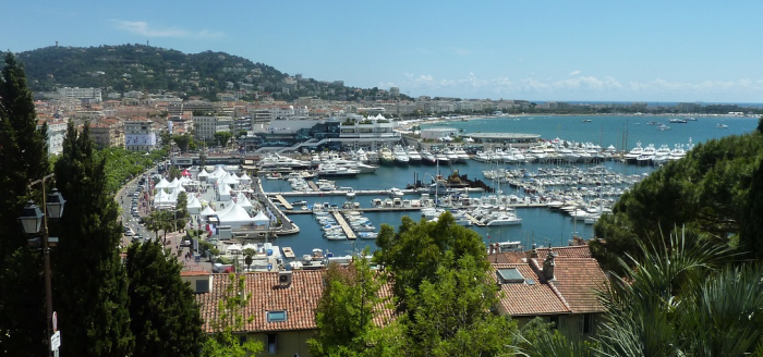 Frankreich-Cannes