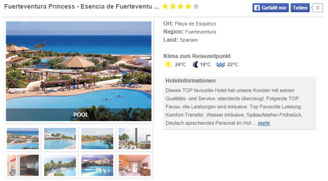 Fuerteventura-Dezember-Hotel