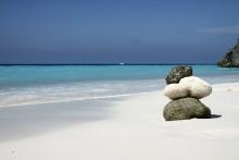 Curacao Strand Meer