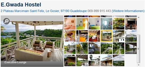 Expedia Guadeloupe E.Gwadi Übersicht