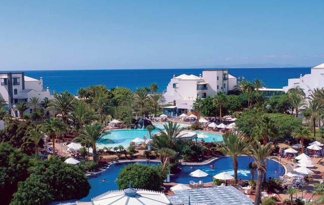 Sterne Hotel Kanaren