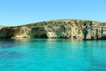 Malta_Meer_Felsen