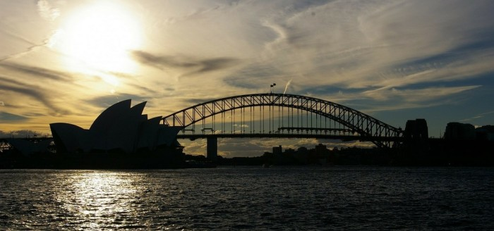 Sydney Opera Hostel Harbour Bridge