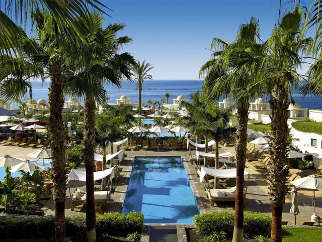 TUI_Hotel_Vincci_Seleccion_Teneriffa_Aussenansicht
