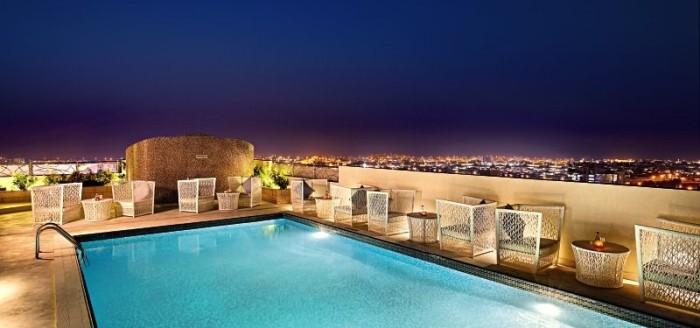 Weg.de Doubletree by Hilton Ras Al Khaimah Nacht Pool