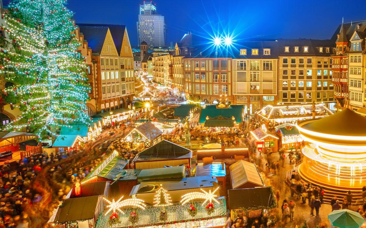 weihnachtsmarkt in frankfurt 2 bernachtungen im 4 sterne. Black Bedroom Furniture Sets. Home Design Ideas